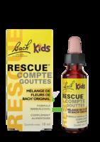 Rescue® Kids Compte-gouttes - 10 Ml à SAINT-GEORGES-SUR-BAULCHE
