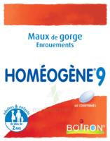 Boiron Homéogène 9 Comprimés à SAINT-GEORGES-SUR-BAULCHE