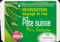 Lehning Pâte Suisse Pastilles à Sucer Pin Eucalyptus B/50g à SAINT-GEORGES-SUR-BAULCHE