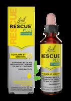 Rescue® Plus Compte-gouttes Plus - 20ml à SAINT-GEORGES-SUR-BAULCHE