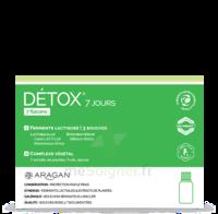 Aragan Détox 7 Jours Gélules B/14 à SAINT-GEORGES-SUR-BAULCHE
