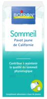 Boiron Sommeil Pavot Jaune De Californie Extraits De Plantes Fl/60ml à SAINT-GEORGES-SUR-BAULCHE