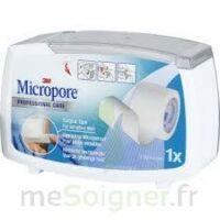Micropore Sparadrap Microporeux 25mmx5m DÉvidoir à SAINT-GEORGES-SUR-BAULCHE