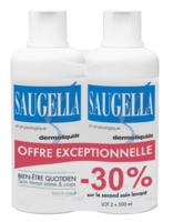 Saugella Emulsion Dermoliquide Lavante 2fl/500ml à SAINT-GEORGES-SUR-BAULCHE