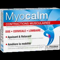 Myocalm Comprimés Contractions Musculaires B/30 à SAINT-GEORGES-SUR-BAULCHE