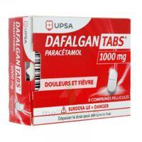 Dafalgantabs 1 G Cpr Pell Plq/8 à SAINT-GEORGES-SUR-BAULCHE