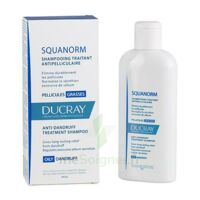 Ducray Squanorm Shampooing Pellicule Grasse 200ml