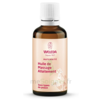 Weleda Huile De Massage Allaitement 50ml à SAINT-GEORGES-SUR-BAULCHE