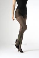 Delilah  Collant Femme Classe  Noir T1 à SAINT-GEORGES-SUR-BAULCHE