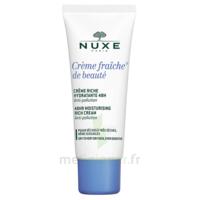 Crème Fraiche® De Beauté - Crème Riche Hydratante 48h Et Anti-pollution30ml à SAINT-GEORGES-SUR-BAULCHE