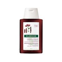 Klorane Quinine + Edelweiss Bio Shampooing 400ml à SAINT-GEORGES-SUR-BAULCHE