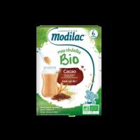 Modilac Céréales Farine Cacao Dès 6 Mois B/250g à SAINT-GEORGES-SUR-BAULCHE