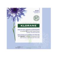 Klorane Bleuet Bio Patchs Défatigants Express 2 Patchs à SAINT-GEORGES-SUR-BAULCHE